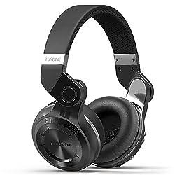 Bluedio T2 (Turbine 2) Hurricane Over-Ear Wireless Stereo Headphone (Black)