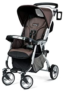 Peg Perego Vela Easy Drive Stroller, Newmoon