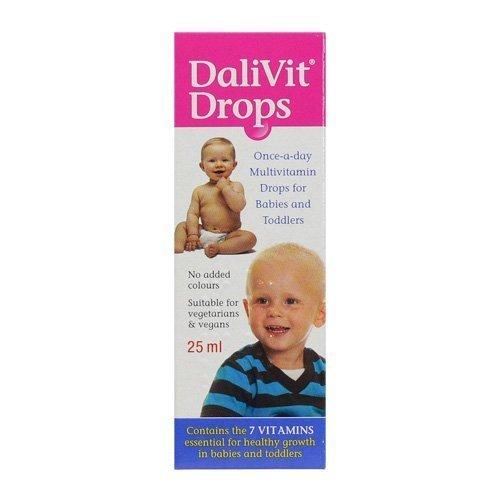 DALIVIT DROPS 25ML