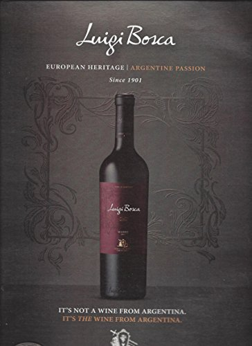 print-ad-for-2015-luigi-bosca-merlots-the-wine-from-argentina