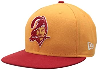 NFL Tampa Bay Buccaneers Historic Logo 59Fifty Fitted Cap by New Era