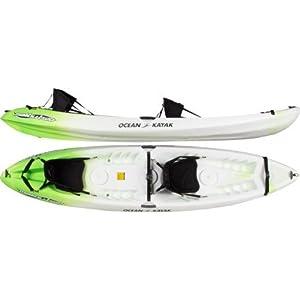 Ocean Kayak 12-Feet Malibu Two Tandem Sit-On-Top Recreational Kayak by Ocean Kayak