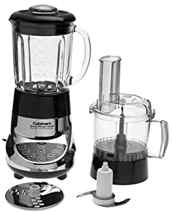 Factory-Reconditioned Cuisinart BFP-703CHFR SmartPower Duet Blender, Chrome