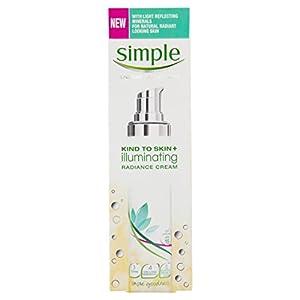 Simple Kind To Skin+ Illuminating Radiance Cream - 50 ml