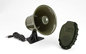 Edge Innovative Hunting Mighty Predator MP3 with Speaker Electronic Caller by Edge Innovative Hunting