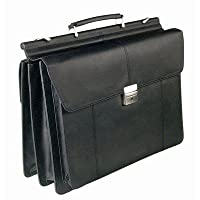 Professional 15' Laptop Briefcase in Black
