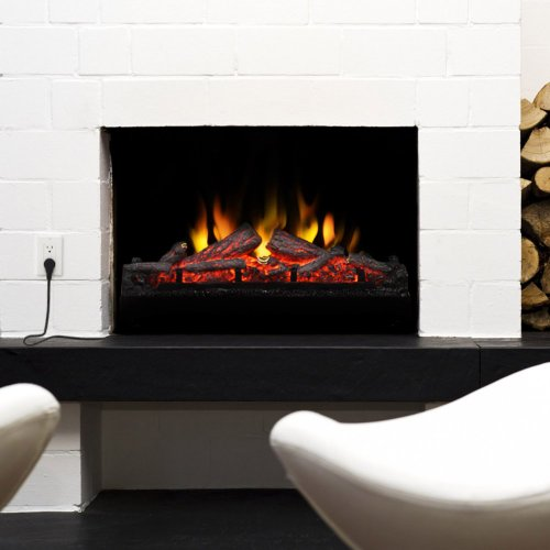 Muskoka Electric Masonry Fireplace Insert image B00FGCS0XQ.jpg