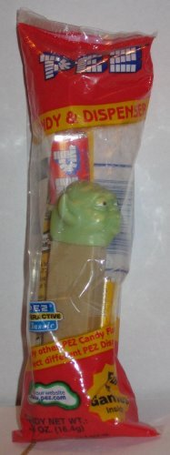 Star Wars Yoda PEZ Dispenser