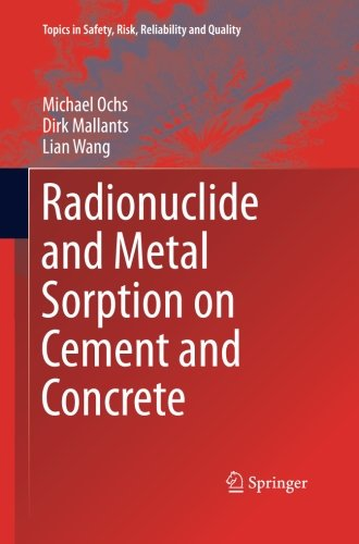 radionuclide-and-metal-sorption-on-cement-and-concrete