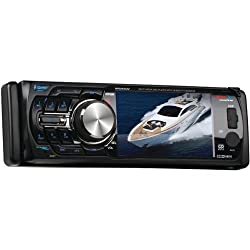 See The Amazing BOSS AUDIO 3.6in 1din Mrn Cd Rcvr Details