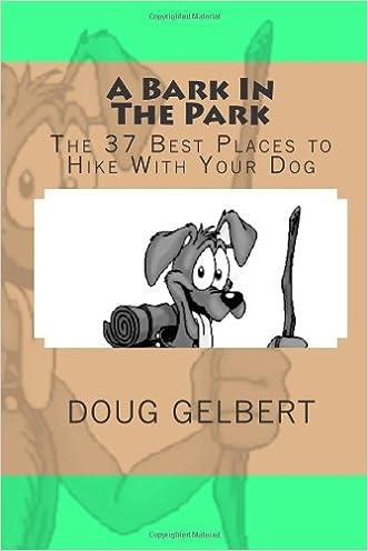 A Bark in the Park written by Doug Gelbert