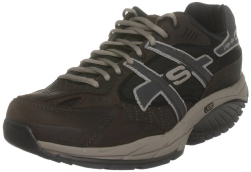 Skechers Men's Kinetix Sneaker Brown UK 7