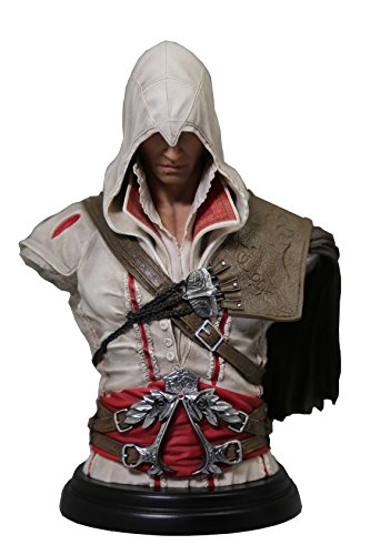 Assassin's Creed: Busto Ezio Figurina - Limited Edition
