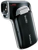 SANYOデジタルムービーカメラ Xacti CA100 K ブラック DMX-CA100(K)