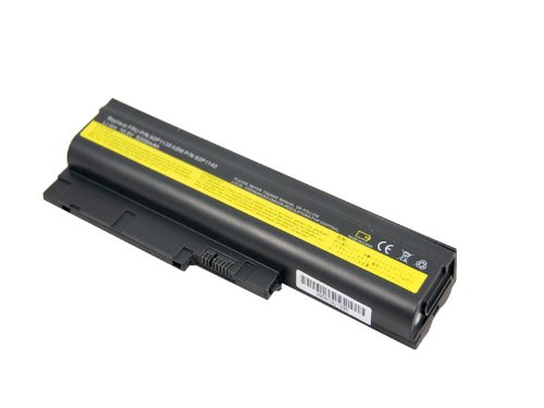 Techno Sod� NEW Laptop/Notebook Battery for IBM 42t4620 92P1130 ThinkPad R500 R60P T60 T61 T61p SL300 SL400 SL500 Z60P W500