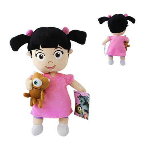 2016 Monster Inc 12in Boo Girl Little Mikey Soft Stuffed Plush Doll Toy Kawaii Kids Stuffed Toys For Children Dolls (Little Mikey Doll Monsters Inc compare prices)