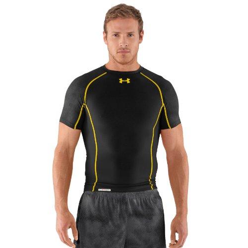 Men's HeatGear® Renegade Compression Shortsleeve