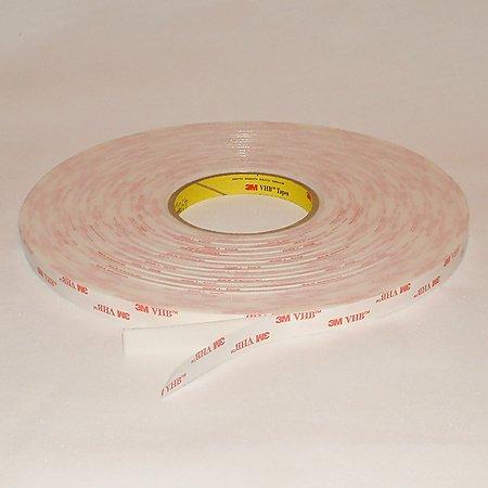 3M 4952 VHB Tape, 1/2