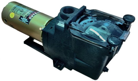 Hayward super pump 1 5hp ur 115 230v sp2610x15 check price for Hayward sp2610x15 replacement motor