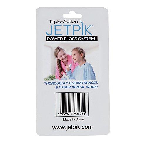 Jetpik Nozzle, (2) Pack