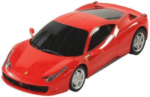 Jamara 404120 – RC Ferrari 458 Italia con radiocomando, scala 1:24, colore:…