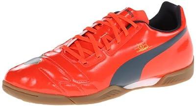 PUMA Men's evoPOWER 4 Indoor Soccer Shoe