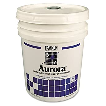 Aurora F137026 5 Gallon Ultra Gloss Floor Finish Pail