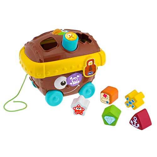 Chicco Pirates Treasure Chest