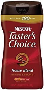 Nescafe Taster's Choice Instant Coffee from Nescafe