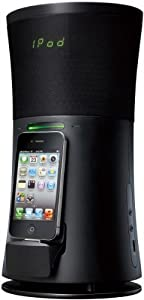 JVC Speaker System for iPhone and iPod with Built in Sub-Woofer