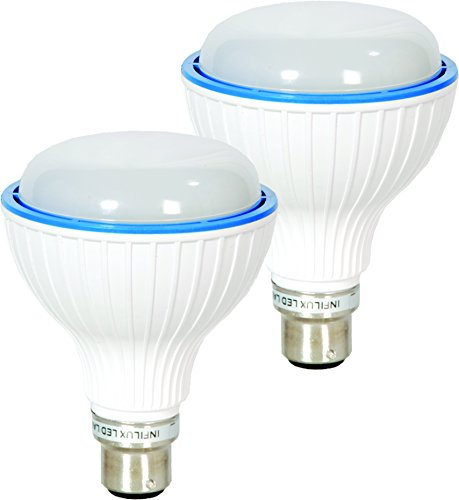 5W B22 LED Bulb (Cool White Pack of 2)