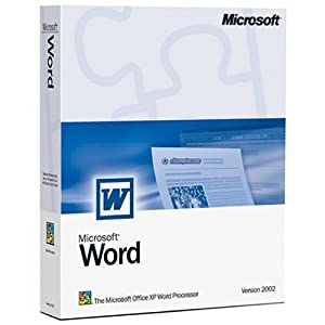 Microsoft Word 2002 [OLD VERSION]