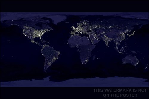Earth at Night - 24