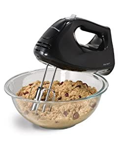 Hamilton Beach 62630C Hand Mixer with Snap-On Case