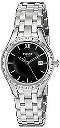 Tissot Women's T0720101105800 Lady Analog Display Swiss Quartz Silver Watch