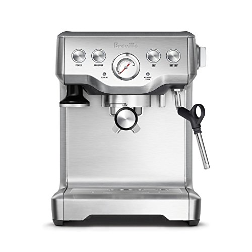 Pre-Infusion Function Stainless Steel Espresso Machin
