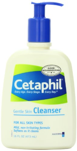 Cetaphil Gentle Skin Cleanser, For all skin types,