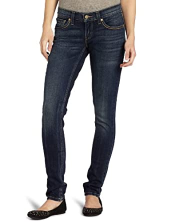 Levi's Juniors 524 Triple Needle Skinny Jean,Night Cap,24/0 Medium