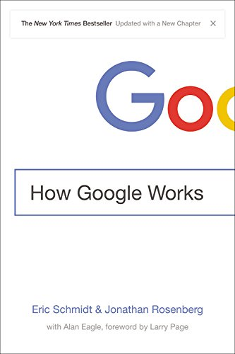 How Google Works ISBN-13 9781455582327