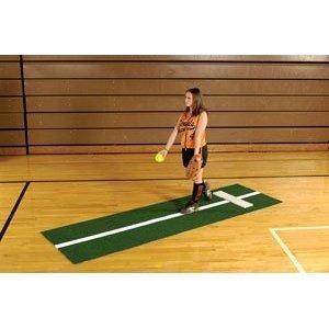 Better Baseball Softball Pitching Mat by Better Baseball