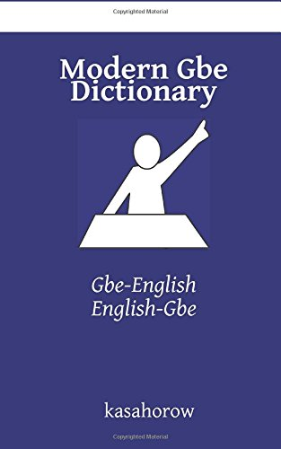 Modern Gbe Dictionary
