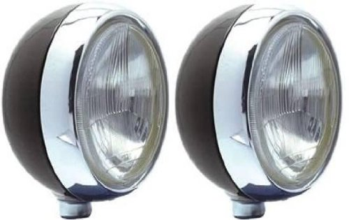 Sim 7 Inch Rally Car Sport Spot Lamps (Pair)