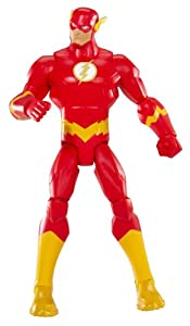 """DC Comics Total Heroes The Flash 6"""" Action Figure"""
