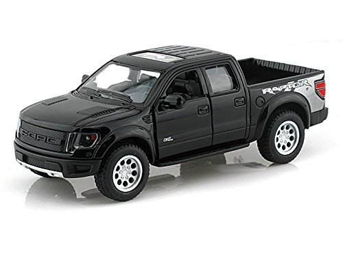 2013 Ford F-150 SVT Raptor Supercrew 1/46 Black - 1