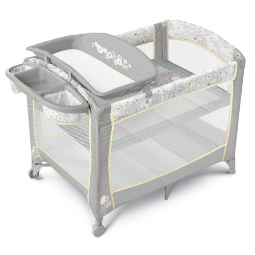 Ingenuity Sleepeasy Travel Cot Briarcliff Fashion