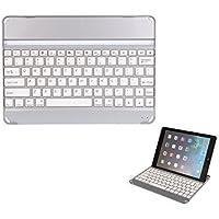 BATTOP Aluminum Bluetooth Keyboard