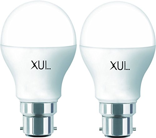 XUL 9W LED Bulbs (Cool White, Pack of 2)