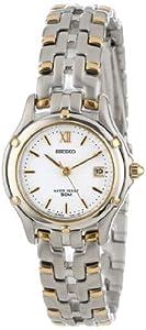 Seiko Women's SXE586 Le Grand Sport Two-Tone Watch