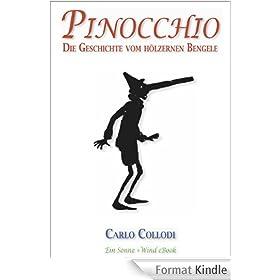 Pinocchio (Vollst�ndige deutsche Ausgabe) (Illustriert) (German Edition)