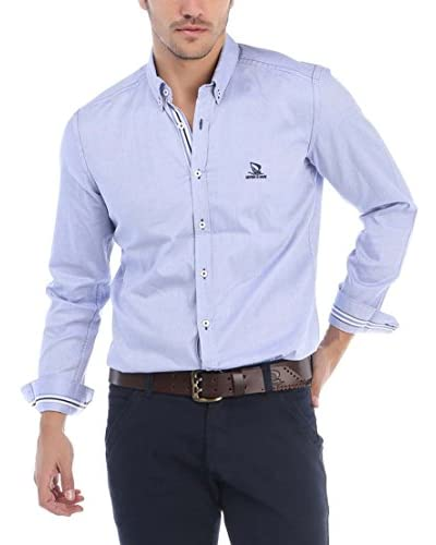 GIORGIO DI MARE High Quality Basic Shirt High Quality Basic Shirt AZUL